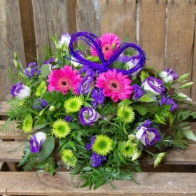 Touch of Purple Posy