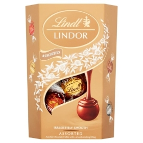Lindt Lindor Assorted Chocolate box 200g