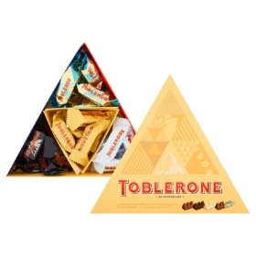 Toblerone Chocolate Assortment